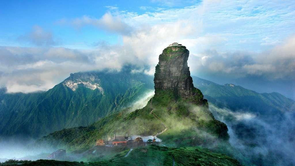 Chine : Fanjingshan, un très rare écosystème