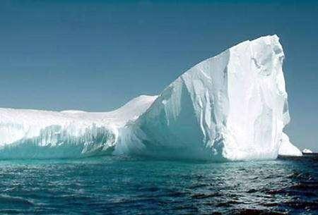 Iceberg en Antarctique. © DR