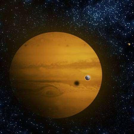Jupiter, création Sylvain62
