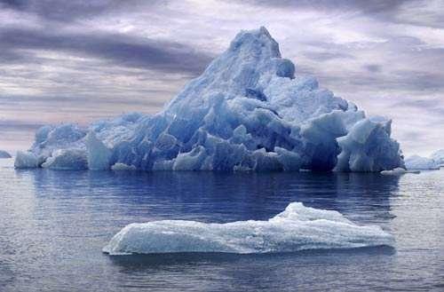 Que révèlent les glaces ? © DR