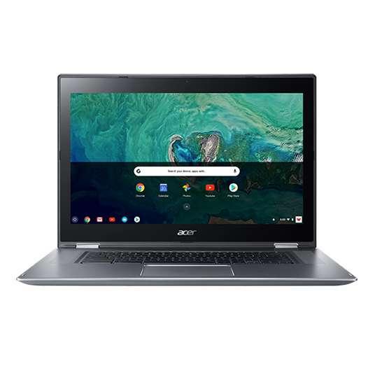 L'Acer Chromebook Spin 15 CP315-1H allie design raffiné et performances de pointe. © Acer