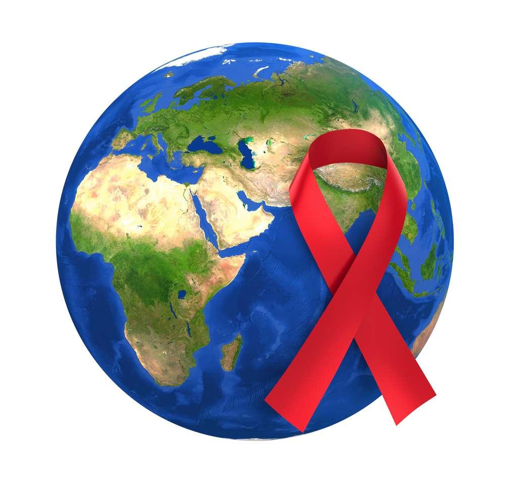 Le virus du Sida a déjoué toutes les tentatives de vaccin depuis quatre décennies. © nerethuz, Adobe Stock