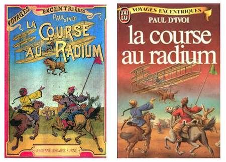 Les romans d'aventures de Paul d'Ivoi ont toujours des lecteurs
