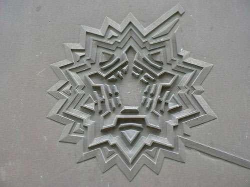 Étoile de Vauban - Lille. © Bios, licence Creative Commons Paternité – Partage des conditions initiales à l'identique 3.0 Unported