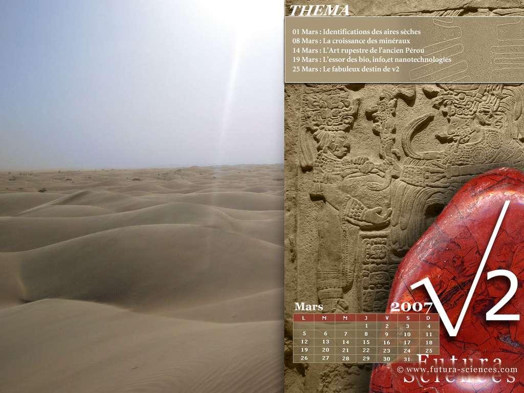 Art rupestre au Pérou