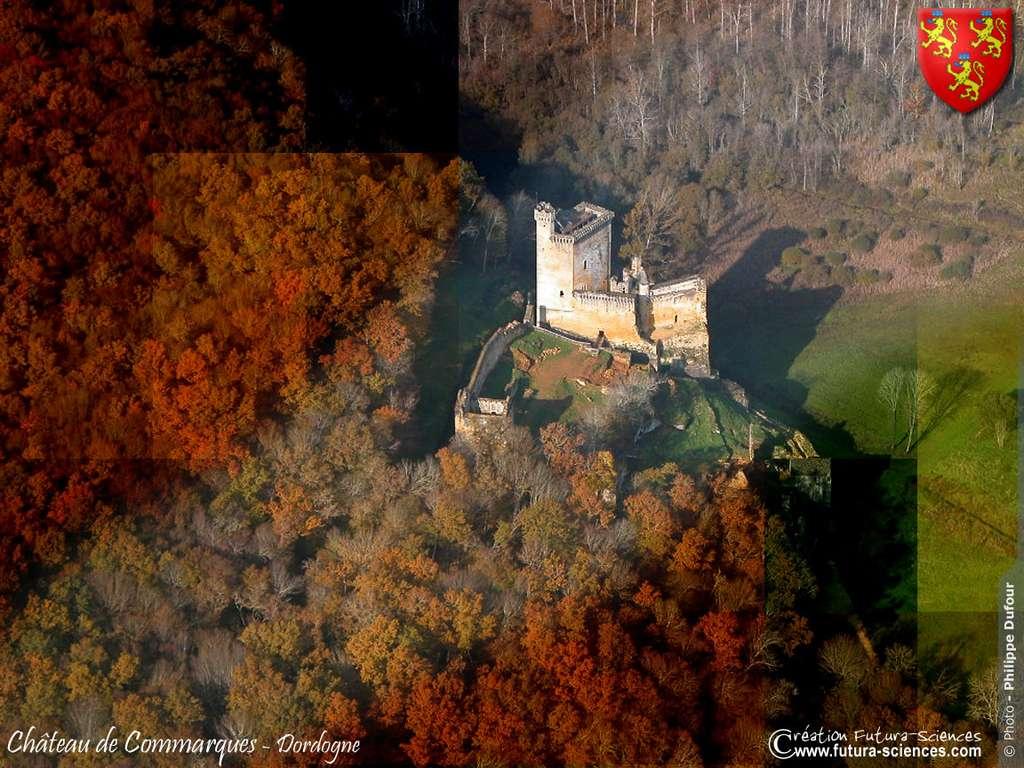 Château de Commarques - Dordogne