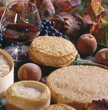 Plateau de fromages.© Domaine public