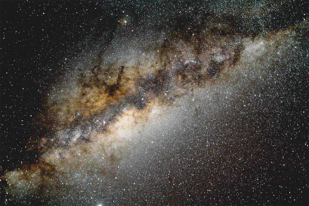 Gaia va dresser la carte la plus détaillée de notre Galaxie, la Voie lactée, et en révéler des zones inconnues. © DR