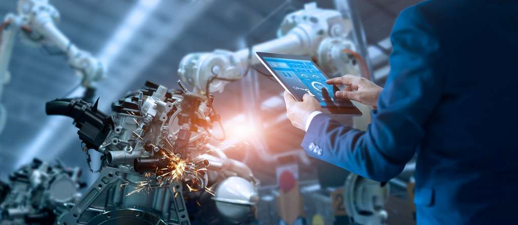Défense, automobile, logistique, environnement..., l'ingénieur IA peut exercer dans de nombreux secteurs d'activité. © ipopba, Adobe Stock