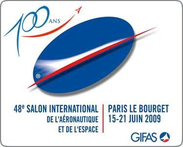 En 2009, le Salon du Bourget a fêté ses 100 ans ! © Salon du Bourget