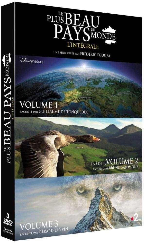Le coffret DVD Le Plus Beau Pays du Monde, 19,99 euros chez Amazon