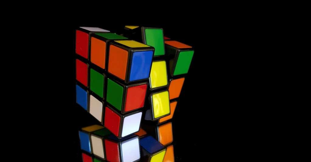 Un Rubik's Cube. © Brett Hondow, CCO