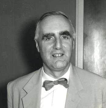 Sir Edward Crisp Bullard (1907-1980) était un géophysicien britannique, l'un des plus importants de son temps. © Master and Fellows of St John's College, Cambridge