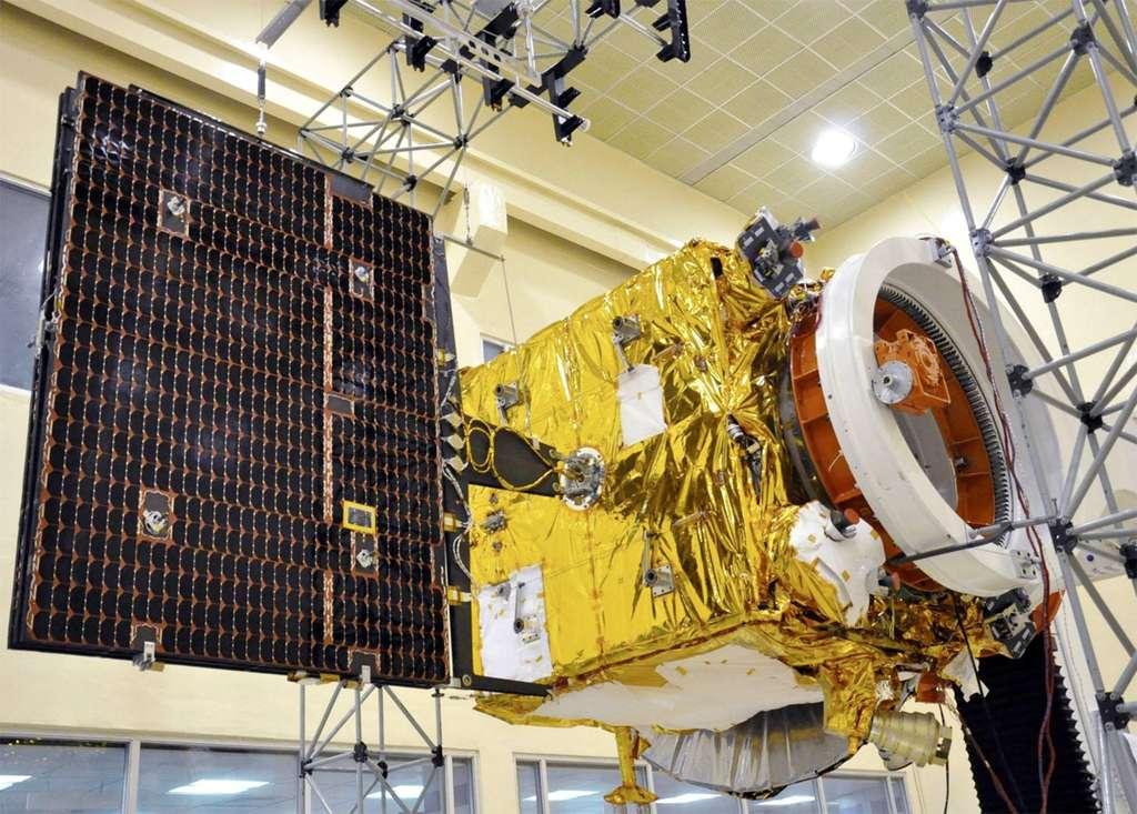 Preuve de l'intérêt que suscite Maangalyaan auprès du grand public, d'après le site N2YO, cette mission martienne est devenue la plus suivie dans le monde. © Isro