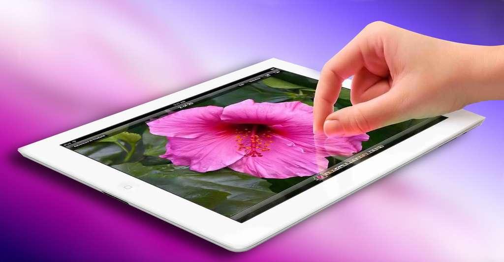 Histoire, fonctionnement et évolution des tablettes, à découvrir dans ce dossier. © Apple