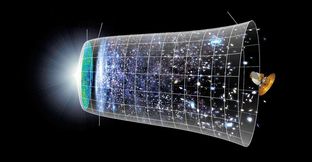 Les sursauts gamma nous permettront-ils de mieux comprendre la formation de l'univers ? Ont-ils un lien avec les toutes premières étoiles, appelées « étoiles de population III ». © Luis Fernández García, DP