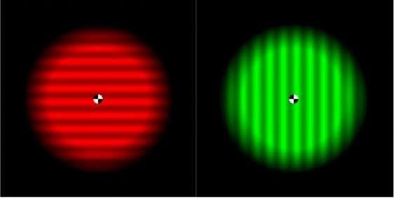 Vert ou rouge ? Votre cerveau a décidé avant même que votre choix conscient ne soit arrêté. © Future Minds Lab