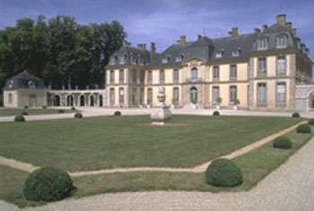 Château de la Motte Tilly