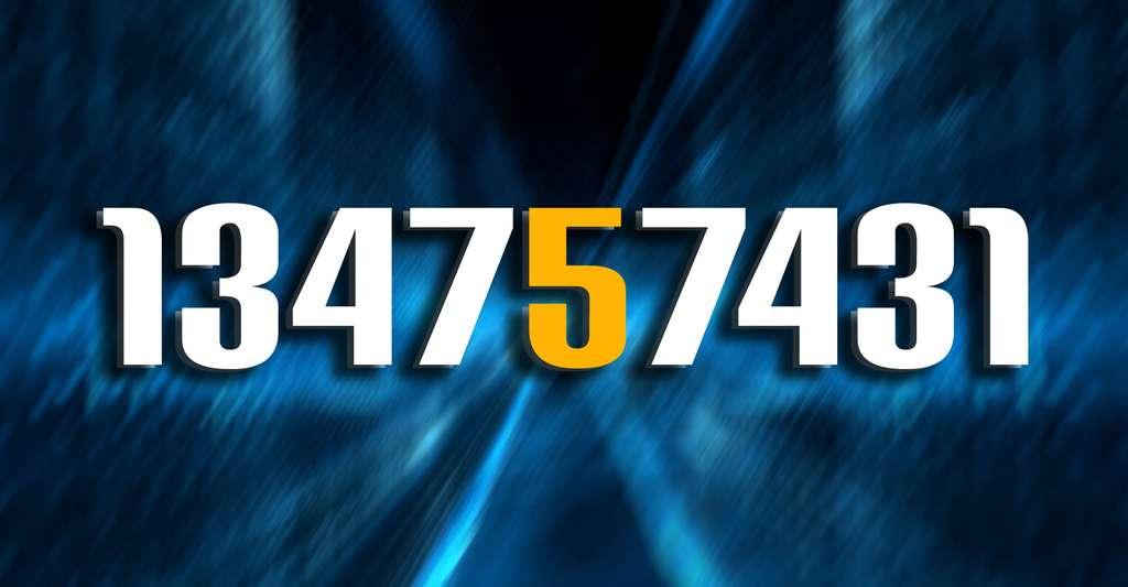 Les nombres premiers palindromes, c'est quoi ? © Futura