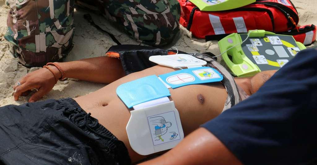 Les premiers secours doivent être apportés très rapidement. © THANAGON, Fotolia