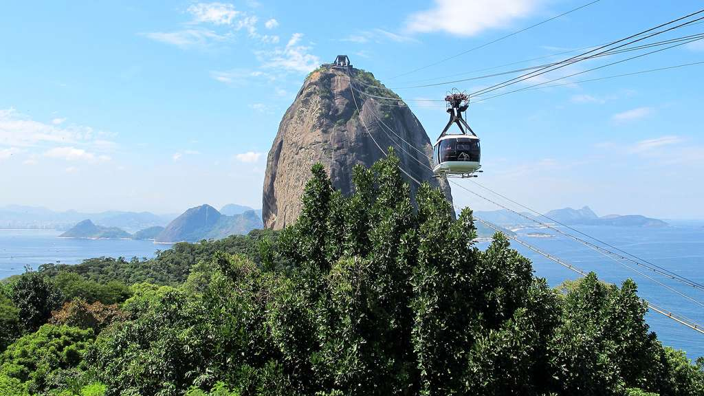 Le Pain de Sucre, Rio de Janeiro