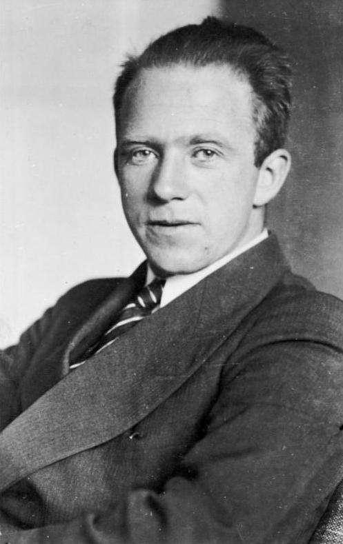 Werner Heisenberg a découvert les fameuses inégalités portant son nom. Aujourd'hui, on s'en sert pour faire de la cryptographie quantique. © Deutsches Bundesarchiv, cc by sa 3.0