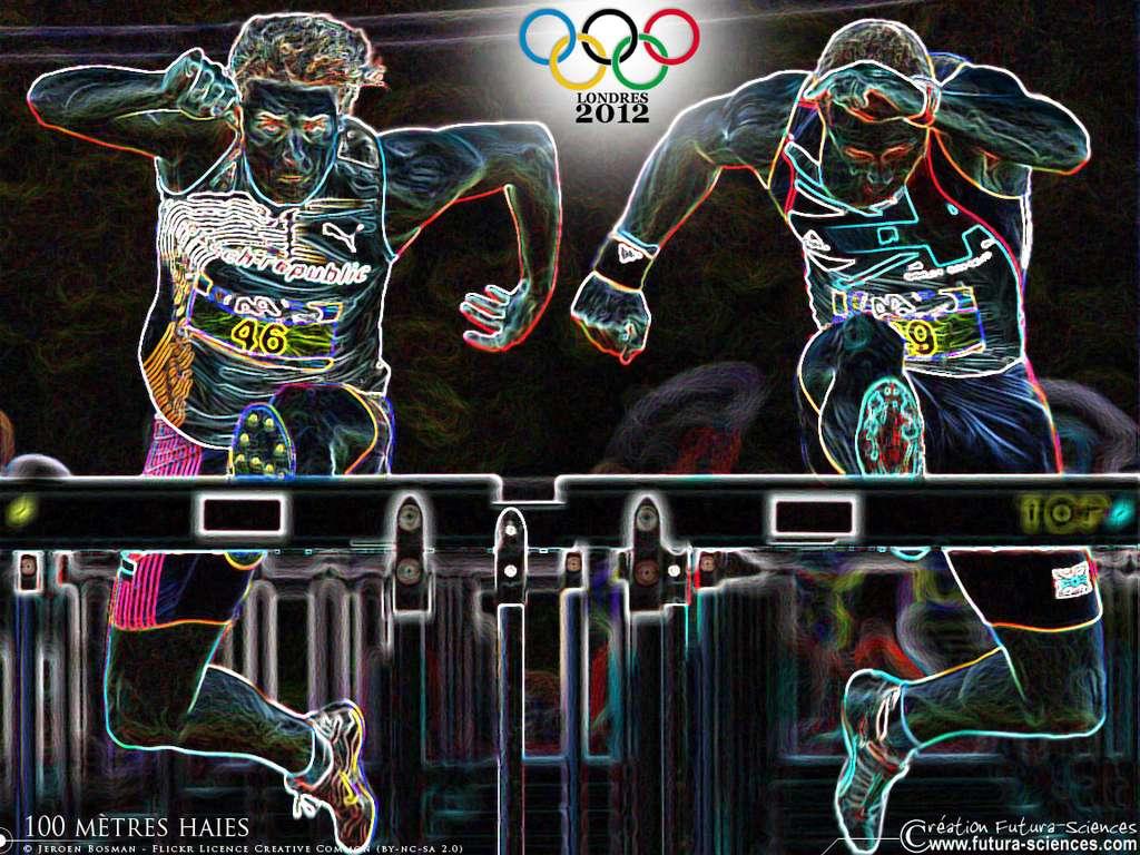 Jeux Olympiques ; 100 mètres haies