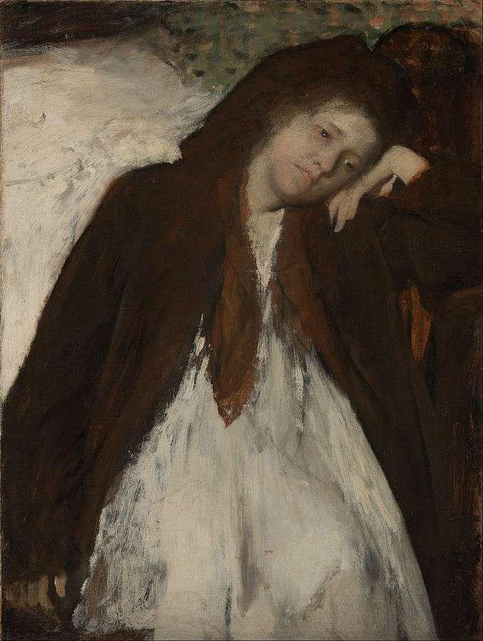 Le syndrome de Cotard touche majoritairement les sujets jeunes, et particulièrement les femmes. © Google Art Project
