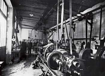L'Office national des recherches scientifiques, industrielles, agricoles et des inventions. © CNRS Photothèque / Fonds historique
