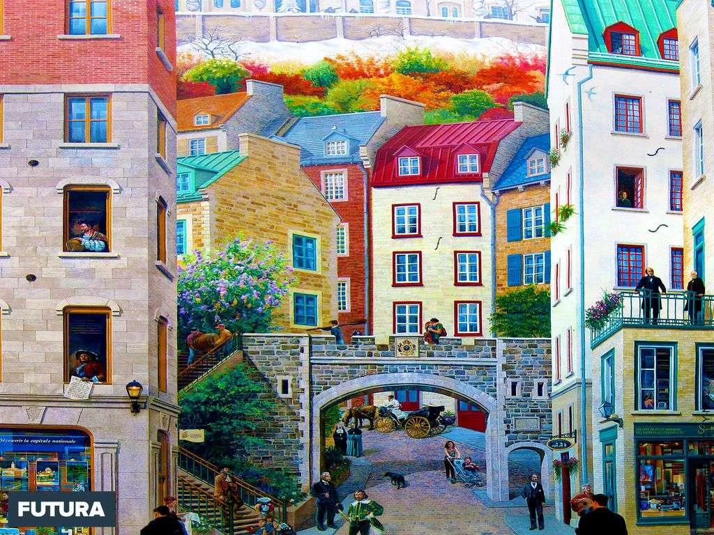 Street Art paysage urbain