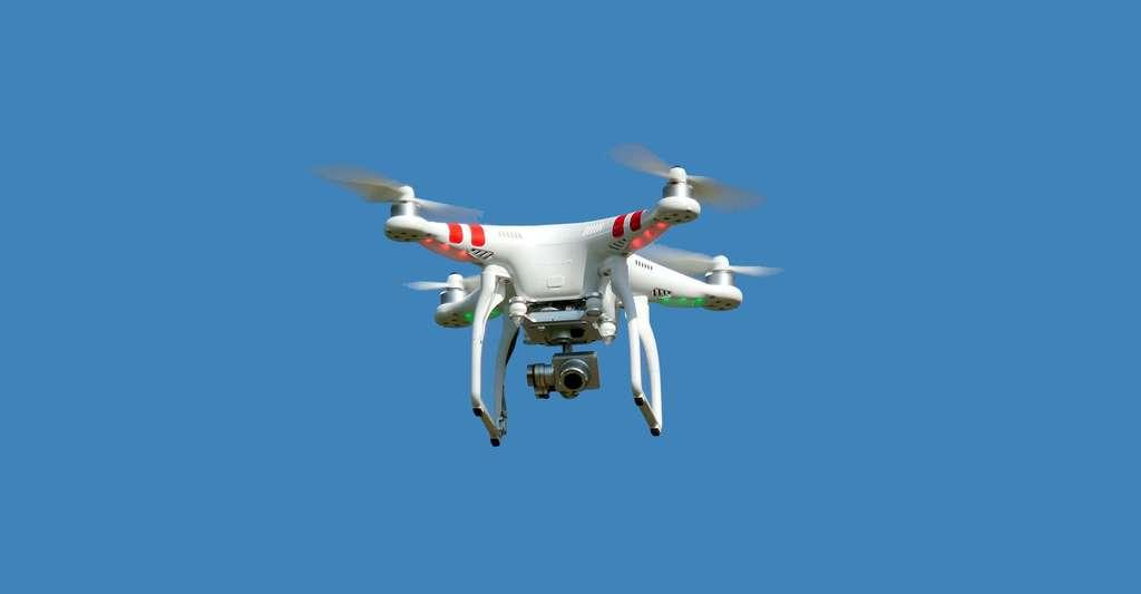 Drone d'espionnage. © Succo, domaine public