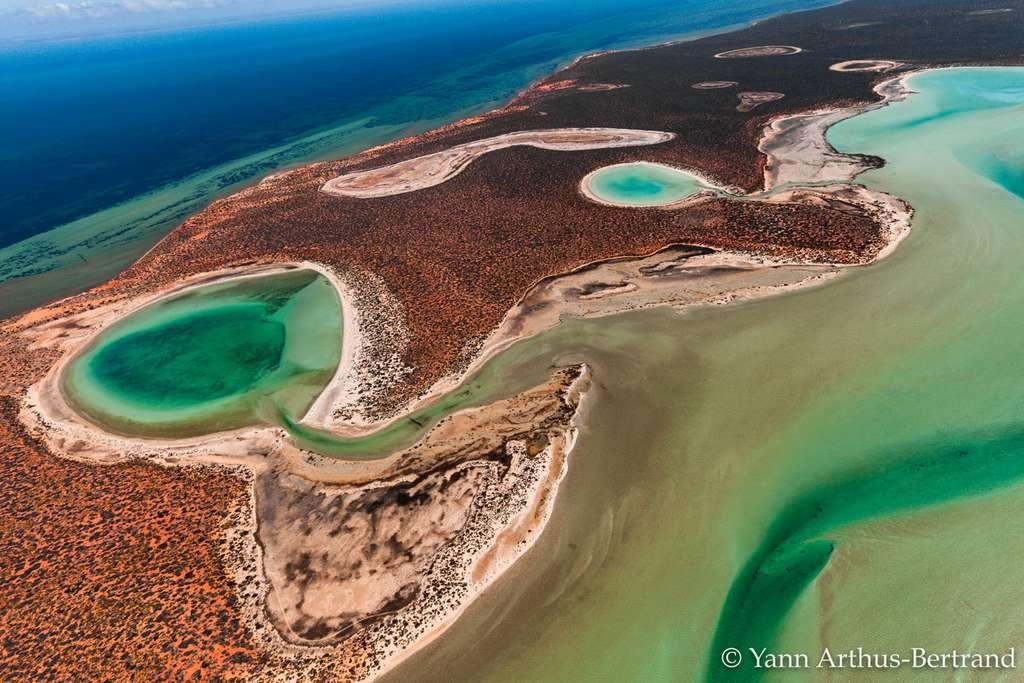 Big Lagoon, un lagon aux eaux turquoise
