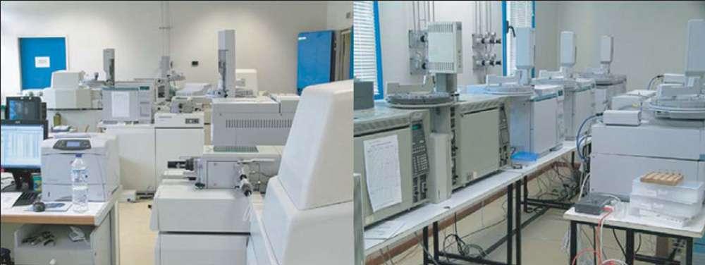 Dans des laboratoires à la pointe de la recherche scientifique et technologique, les experts traquent le dopage. © DR