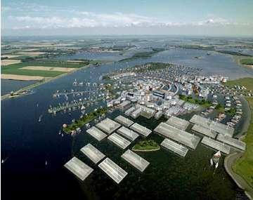 Figure 24 : Une ville flottante pour demain ?