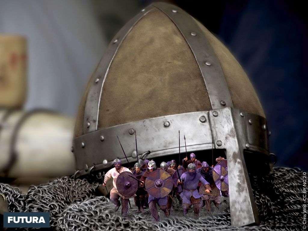 Attaque vikings
