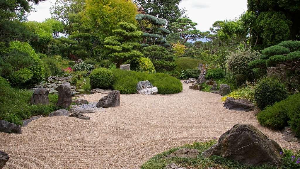 Le jardin japonais : l'un des plus beaux de France