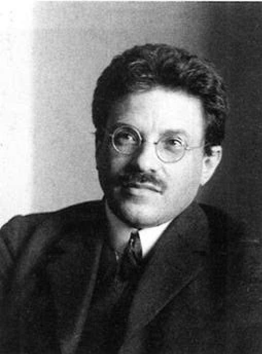 Paul Ehrenfest (1880-1933) était un physicien théoricien autrichien. © DP