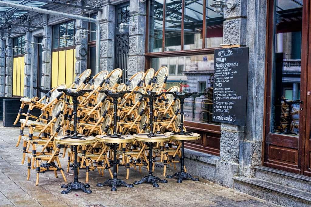 Le restaurant sans convives, la nouvelle norme ? © ArTo, Adobe Stock