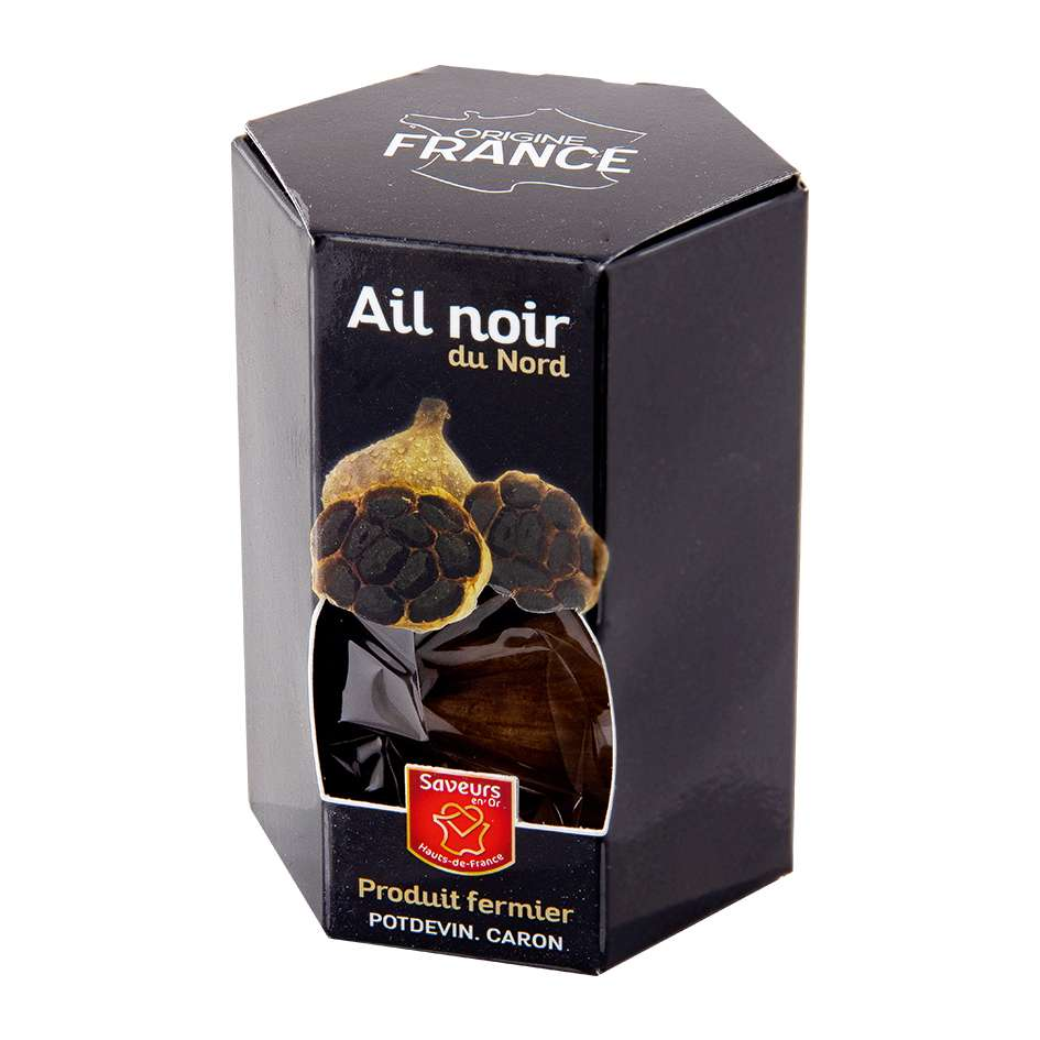 Ail noir du Nord. © SIAL Paris 2018