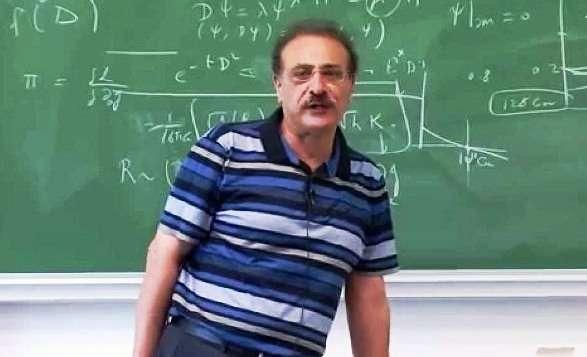 Ali Chamseddine est un physicien libanais qui a fait des contributions à la physique des particules et à la physique mathématique. © Institut des Hautes Études Scientifiques (IHÉS)
