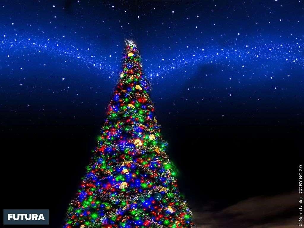 Bon Noël festif à tous