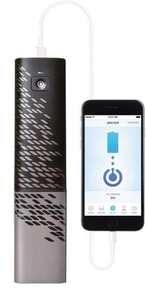 Intelligent Energy commercialise depuis quelques mois une pile à combustible sous forme de chargeur externe pour les appareils mobiles qui coûte un peu plus de 200 euros. Apple le distribue également dans ses boutiques au Royaume-Uni. © Intelligent Energy