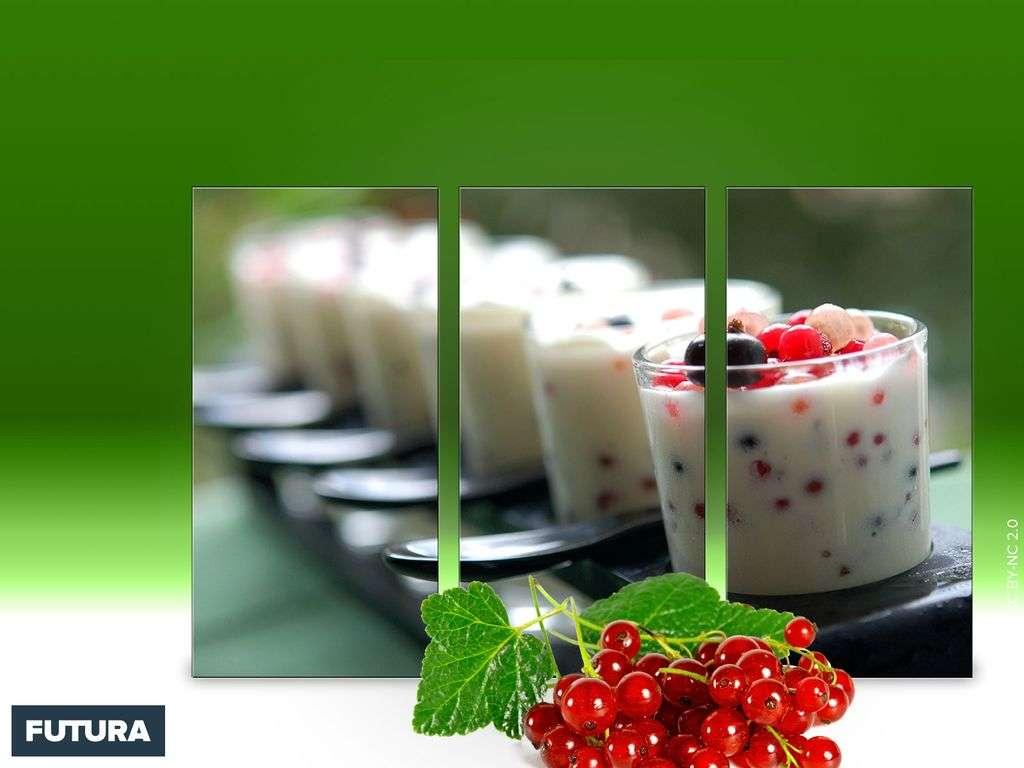 Tiramisu glacé fruits rouges