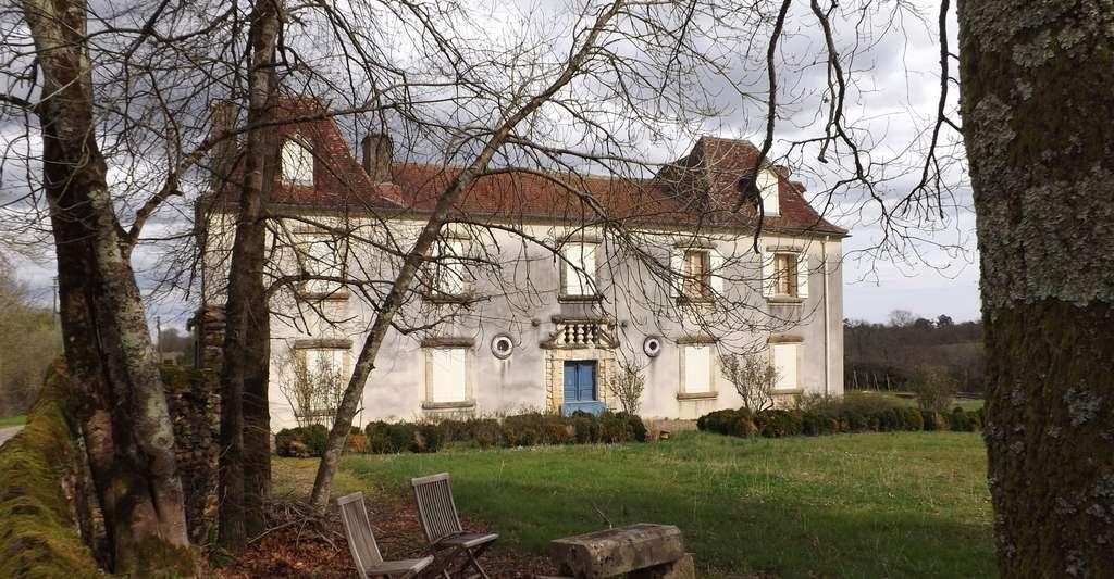 Château de Beyries Landes. © Pdbdt, Wikimedia commons, CC by-sa 3.0