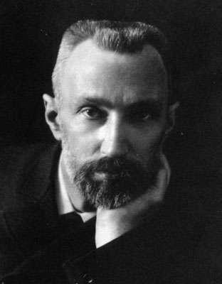 Pierre Curie (1859-1906), physicien