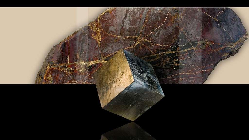 La pyrite, l'or des fous