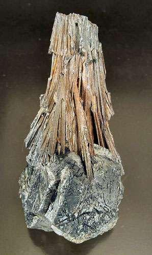 Stannite et zinkénite. © Fabre Minerals