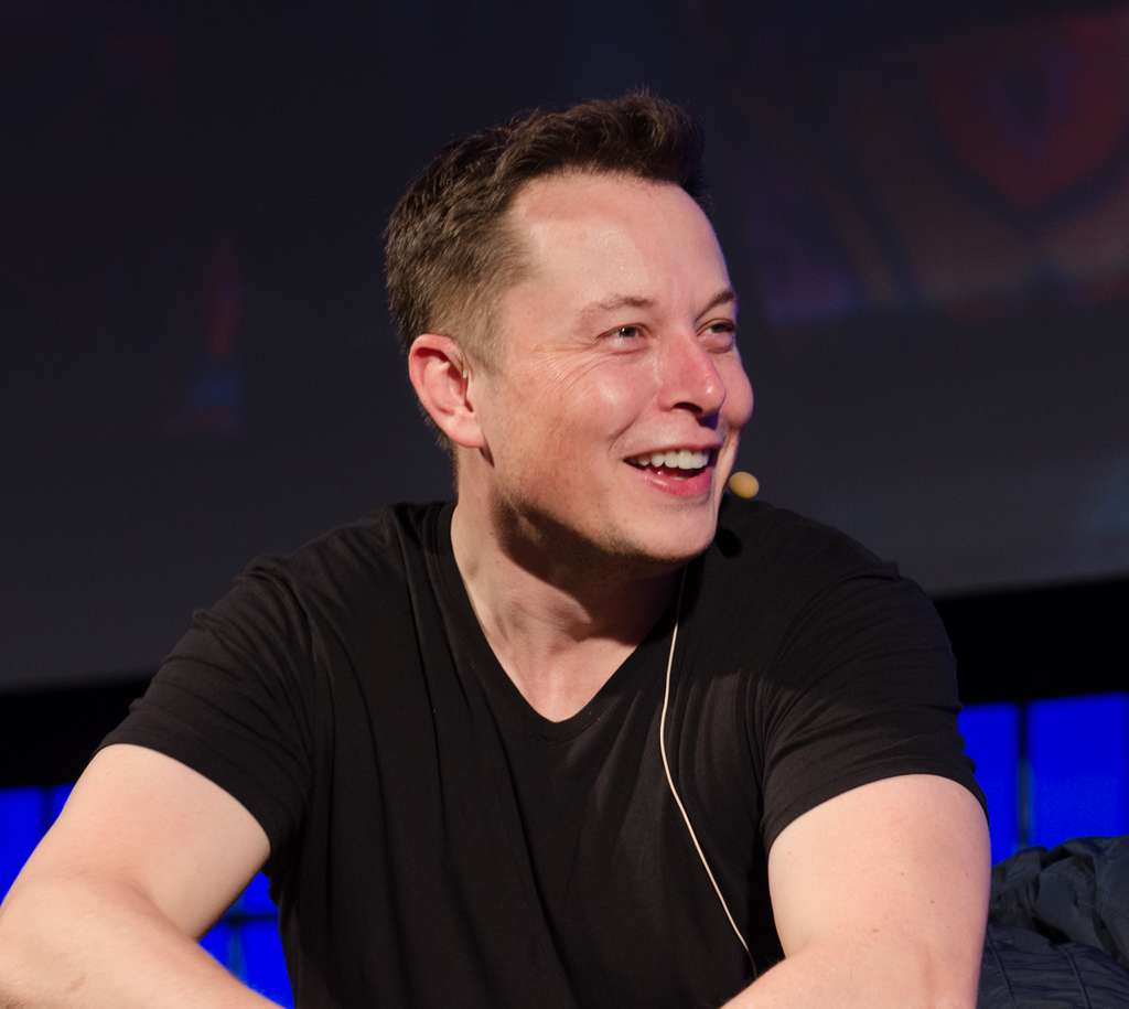 Elon Musk : le geek qui veut conquérir l'espace. © SpaceX