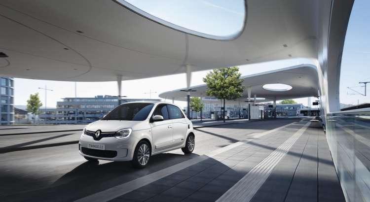 Twingo Z.E., la star du salon de Genève 2020. © Renault