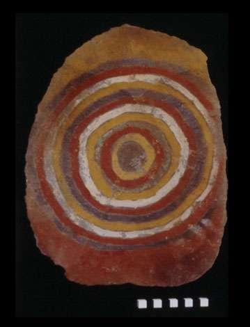 Tessons céramiques peints provenant du département d'Arequipa. © R. Faron-Bartels, reproduction et utilisation interdites